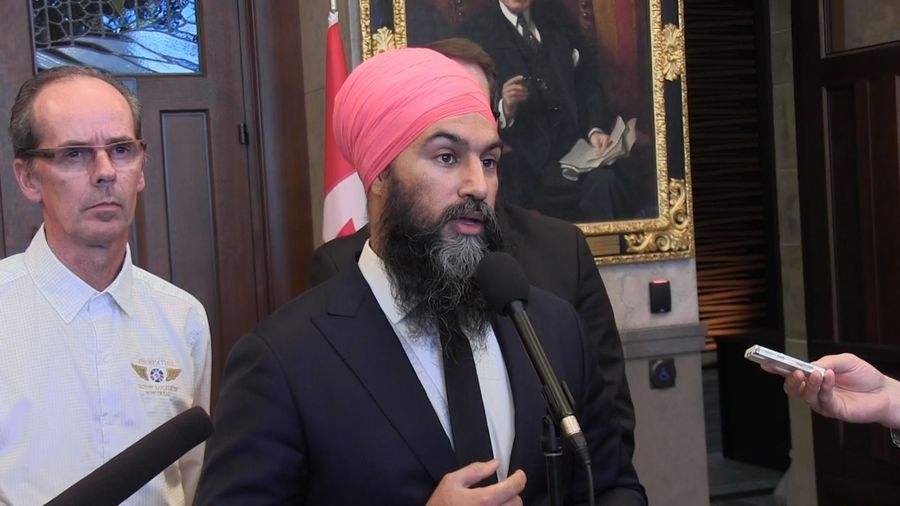 Jagmeet Singh outlines priorities for meeting with Trudeau