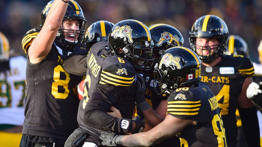 Hamilton Tiger-Cats headed to the Grey Cup