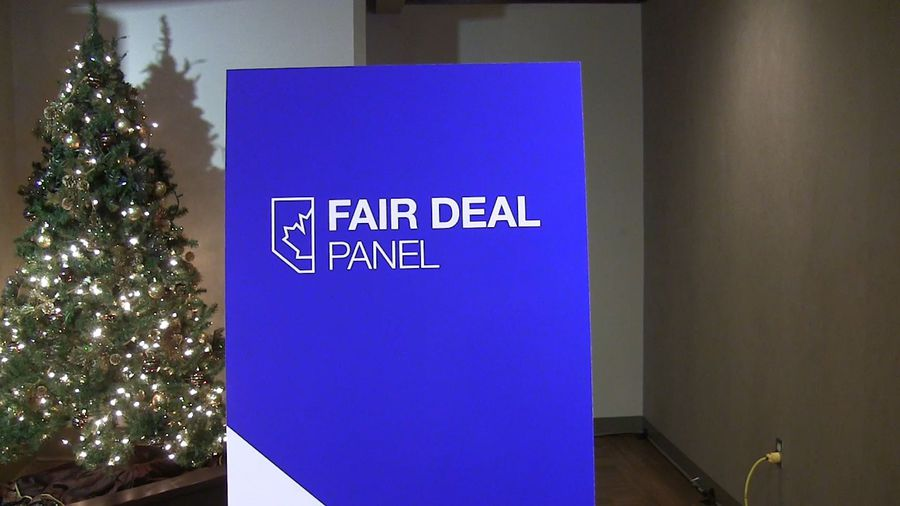 Alberta Fair Deal Panel Town halls begin
