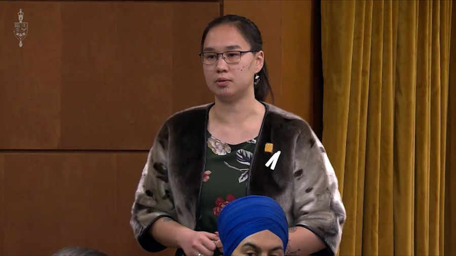 New Nunavut MP asks about climate change in first question period