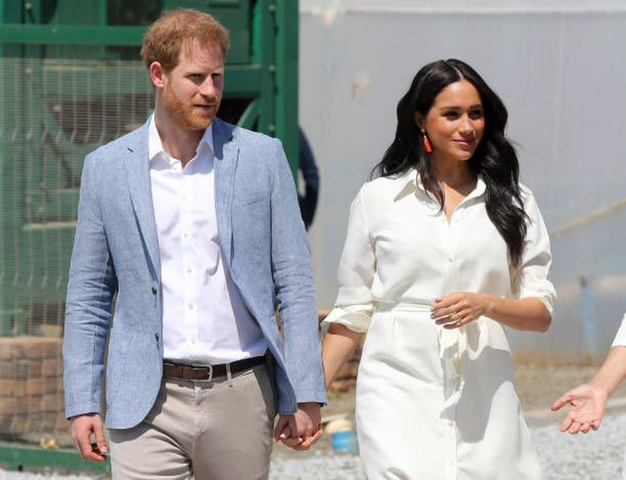 Victoria comfortable landing spot for Prince Harry and Meghan