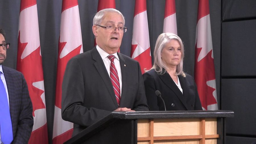 Garneau says countries to send 'strong messages' to Iran on PS752 probe
