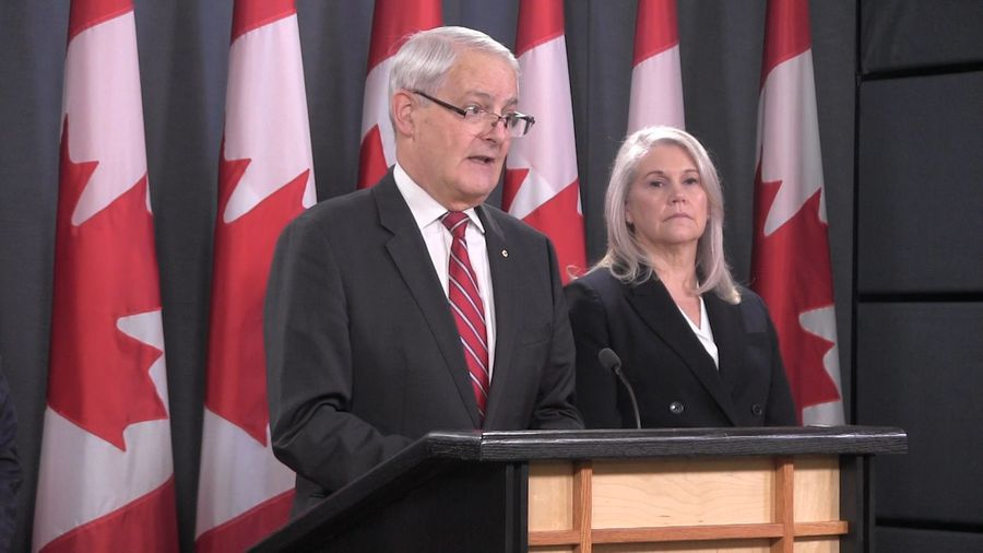 Canada pushing for more access to PS752 probe, Garneau says