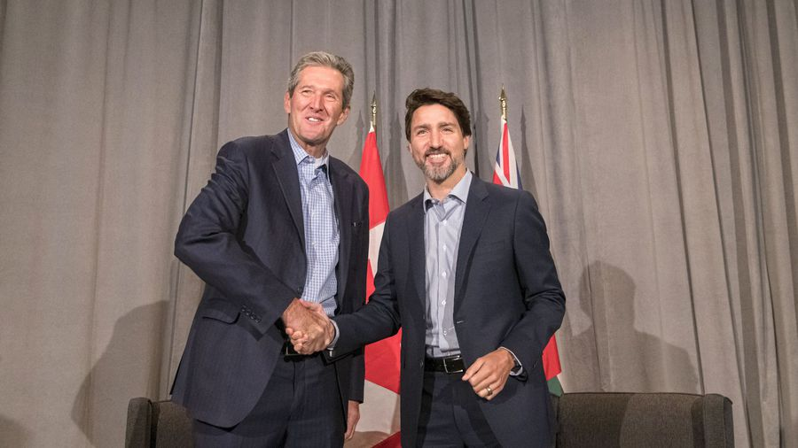 Pallister tells Trudeau there must be flexibility to move towards a Manitoba plan for carbon pricing