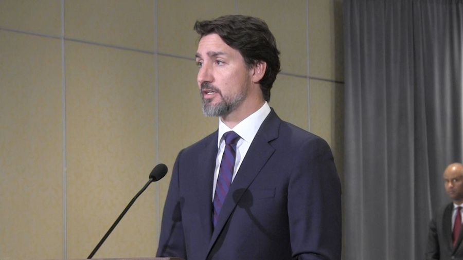 Trudeau insists Iran respect families' wishes when it comes to burials
