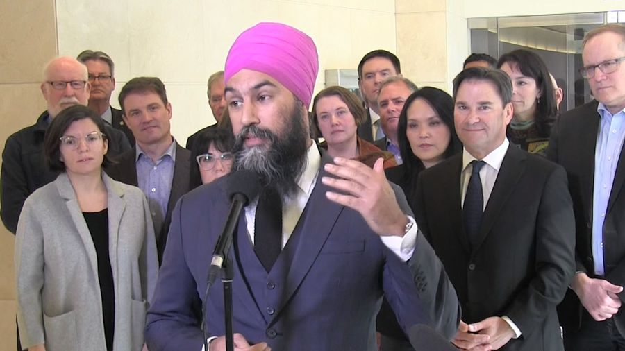 NDP to table national pharmacare bill
