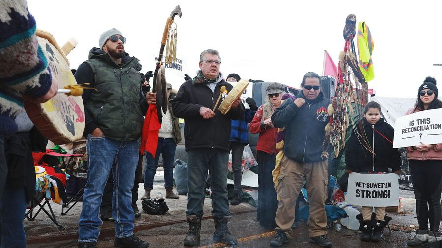 Pipeline opposition, blockades speak to broader need for reconciliation: Chiefs