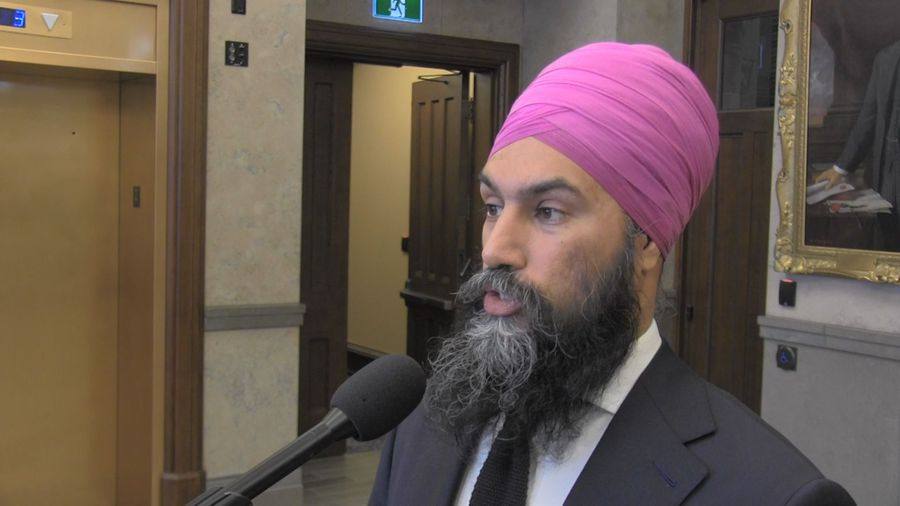 NDP Leader Jagmeet Singh calls for swift action on funding out-of-hospital abortions in New Brunswic