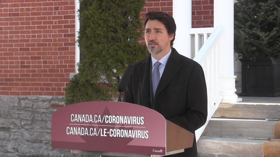 U.S. standing down on plan for border troops: Trudeau