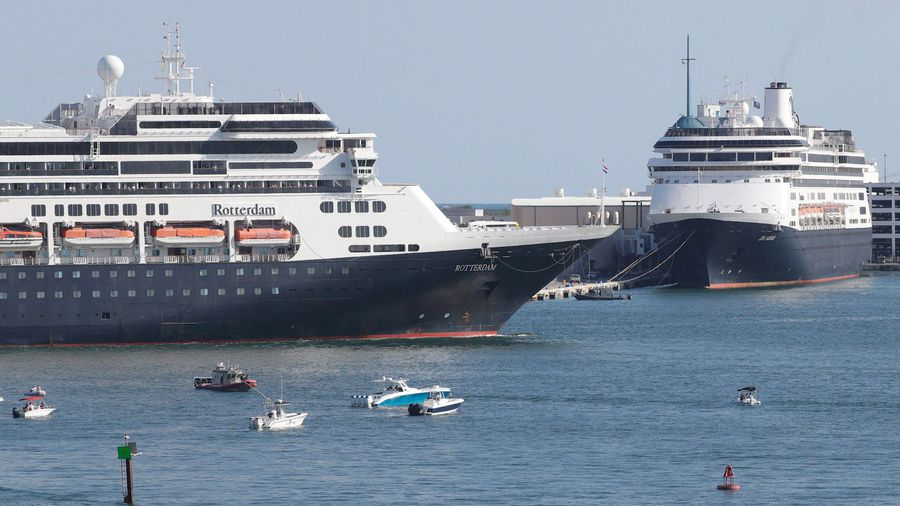 Garneau bars cruise ships from Canadian waters until fall