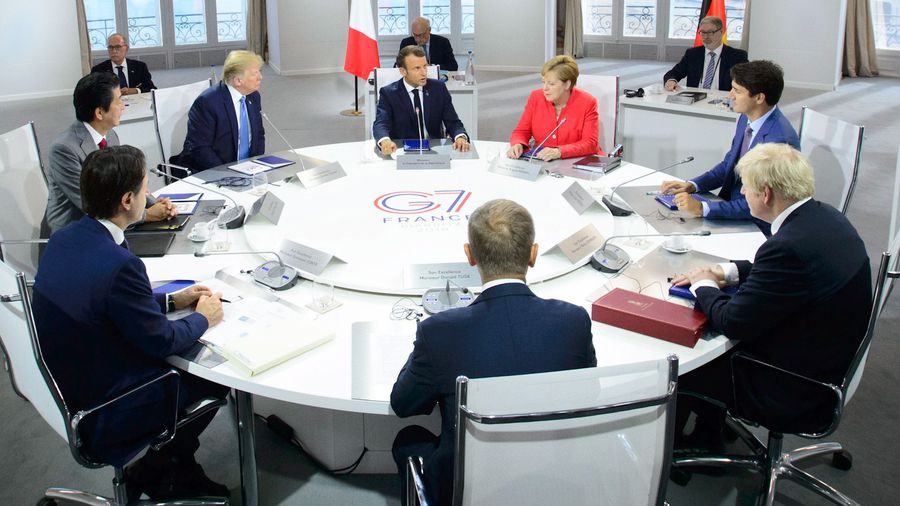 Trudeau chilly to Trump's idea of adding Russia to G7 meeting