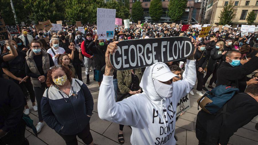 Federal leaders speak out on U.S. protests over police brutality