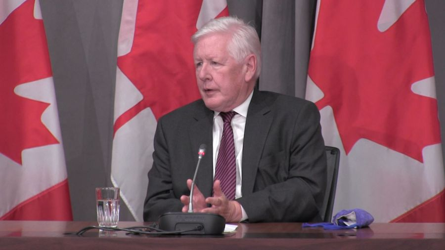 New UN Ambassador Rae touts Canadian overseas support during COVID-19