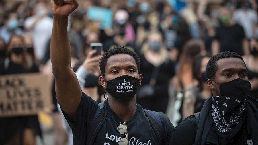 No new COVID-19 cases related to BLM protests