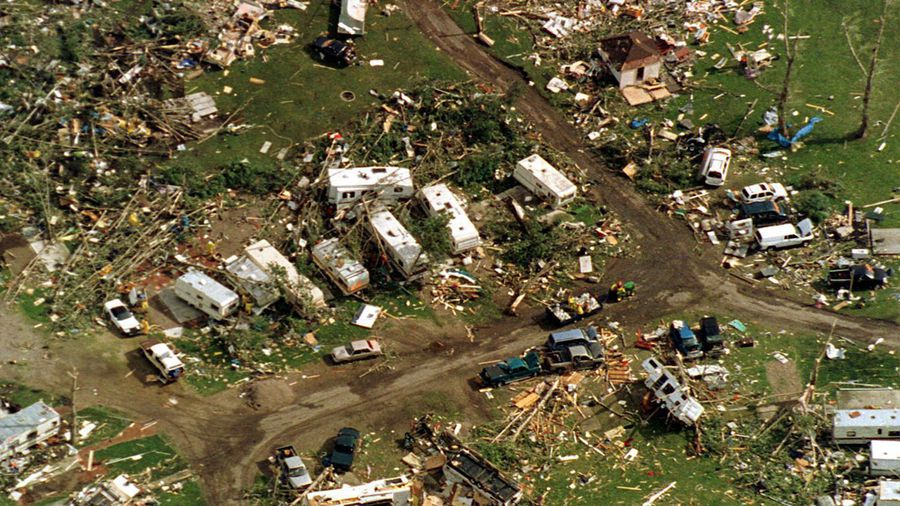 Survivors remember 20th anniversary of Alberta's Pine Lake tornado