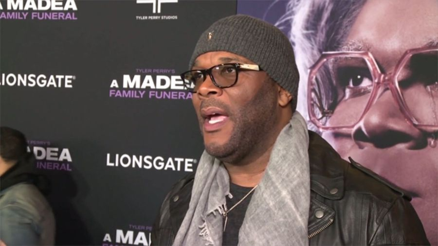Tyler Perry 'feeling his age' at 50