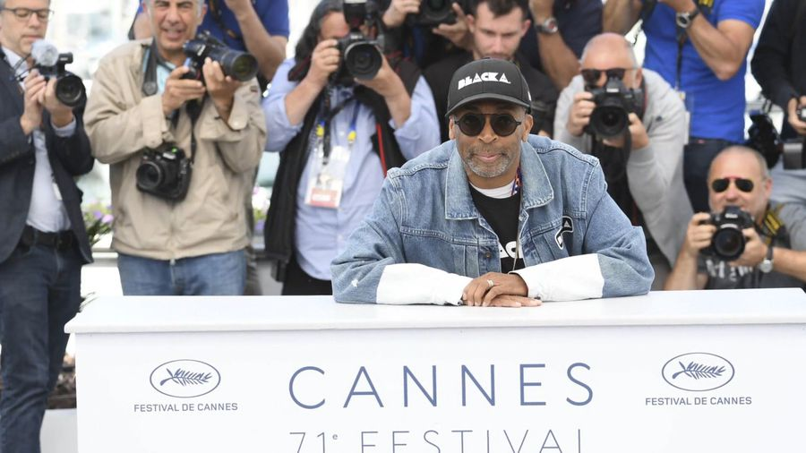 Spike Lee named Cannes Film Festival's first black jury president