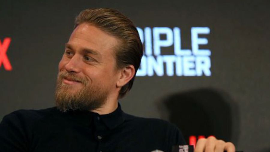 Charlie Hunnam struck down by 'significant' illnesses shooting 'Shantaram'