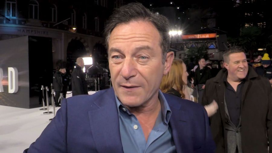 EXCLUSIVE: Jason Isaacs on the subliminal message in 'Star Trek: Picard'