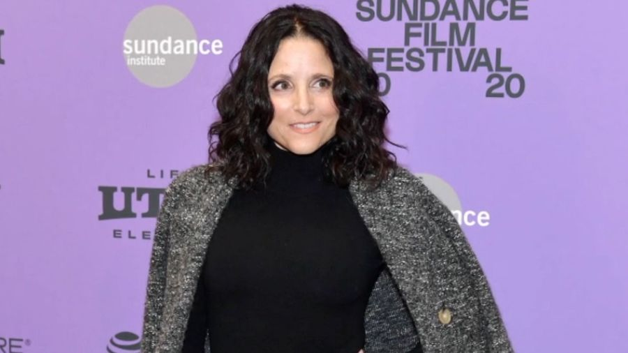 'Guilt' made Julia Louis-Dreyfus a climate change activist