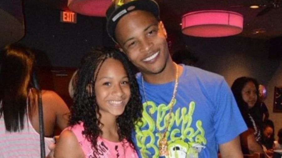 T.I. apologises to daughters for 'imperfections' and 'misunderstandings'