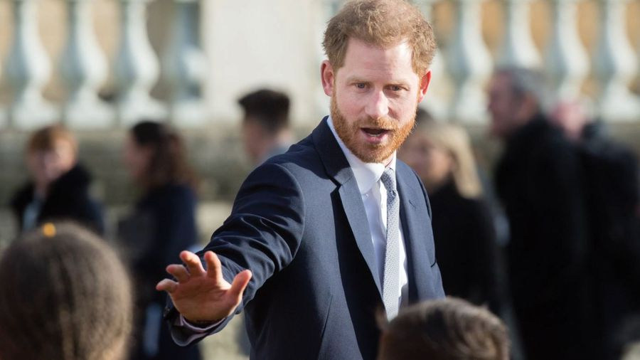 Prince Harry in talks with Goldman Sachs to join speaking circuit