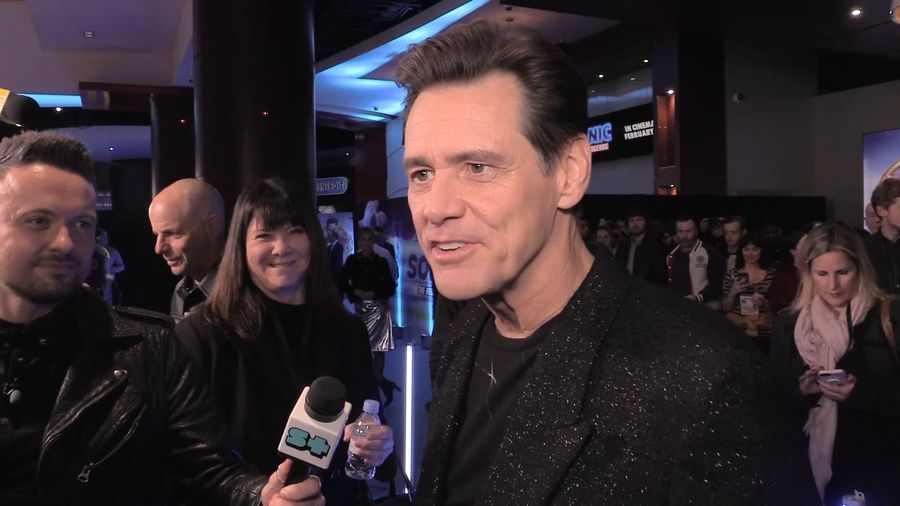 EXCLUSIVE: Jim Carrey talks nano technology