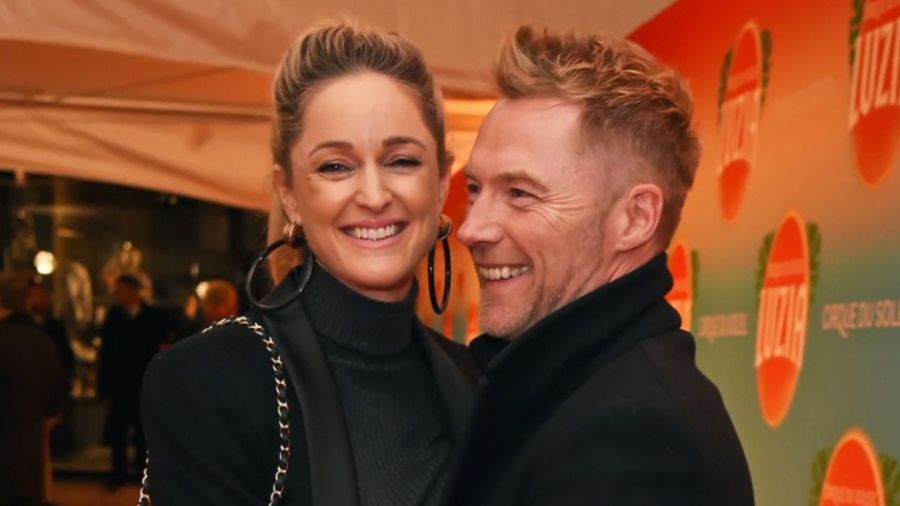 Ronan Keating and wife Storm expecting baby girl