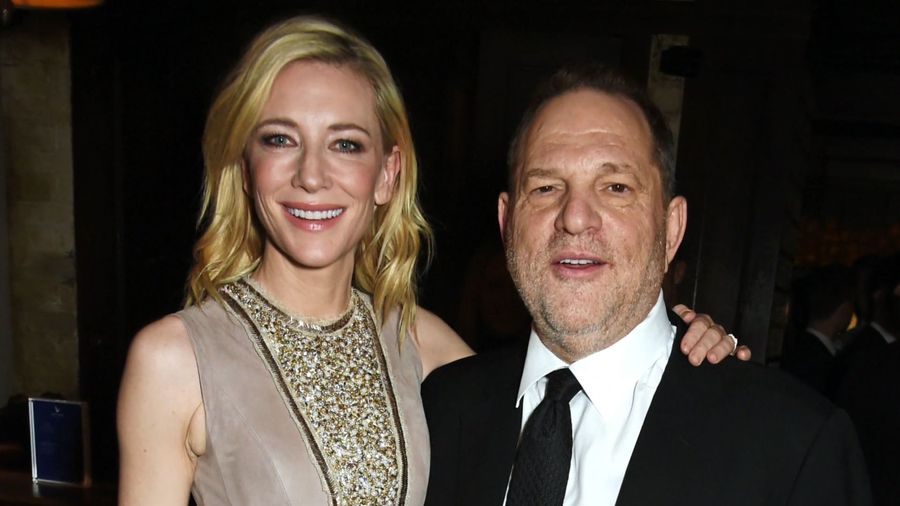 Cate Blanchett wants to 'move forward' after Harvey Weinstein's conviction