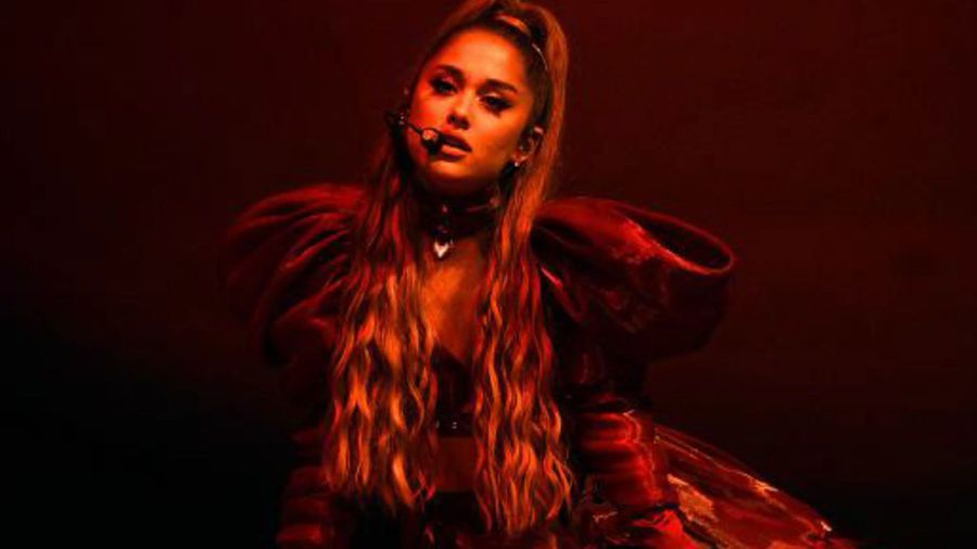 Ariana Grande promises new music if people stay home