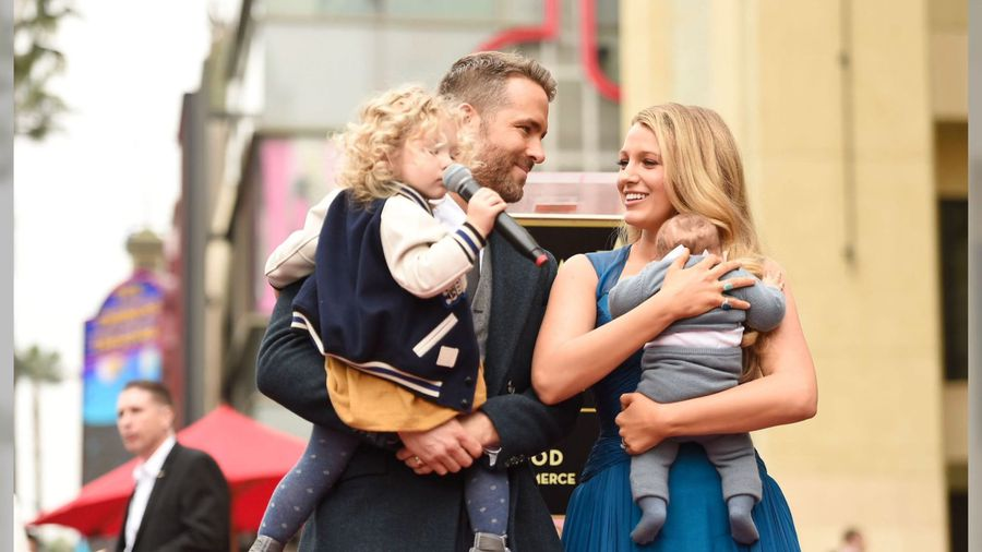 Ryan Reynolds jokes he's 'mostly drinking' to cope with family quarantine