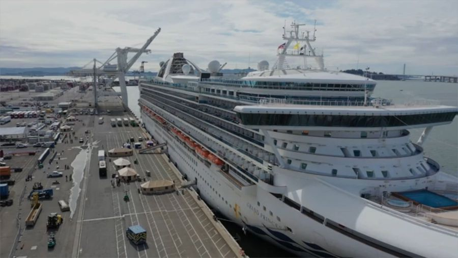 Cruise Ship With Sick Passengers Allowed to Dock in Florida