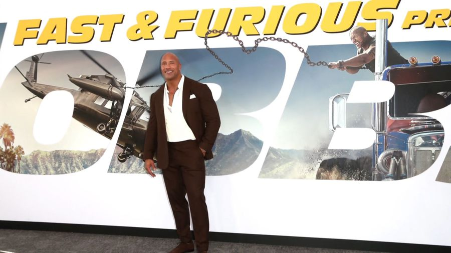 Dwayne Johnson thrilled dream of country music stardom didn't come true