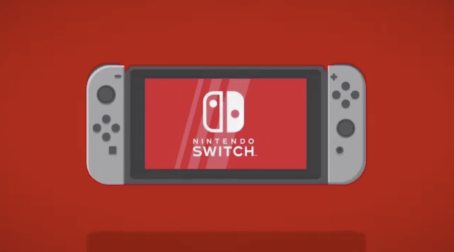 Nintendo Switch Is Back in Stock