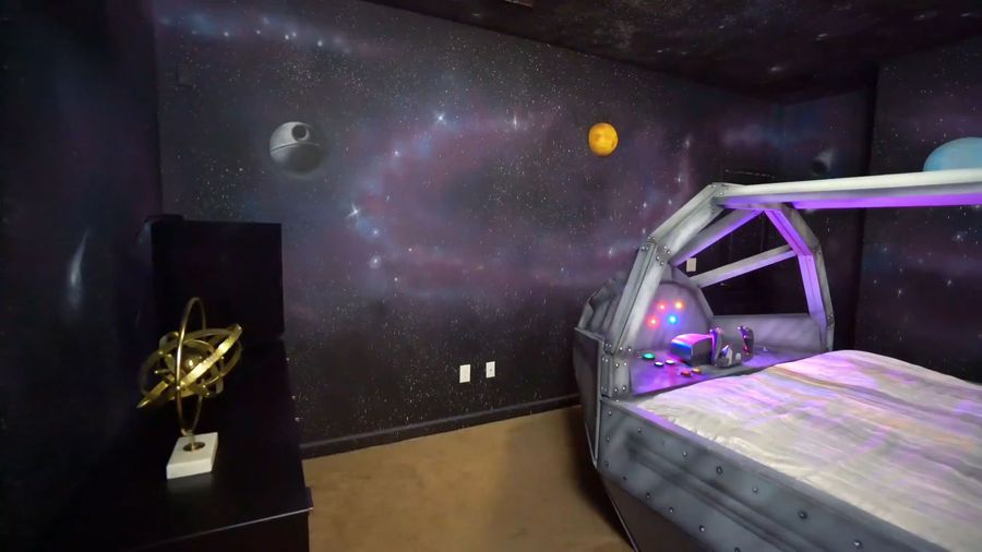 Stay in A Galaxy Far, Far Away with this Unique Holiday Rental