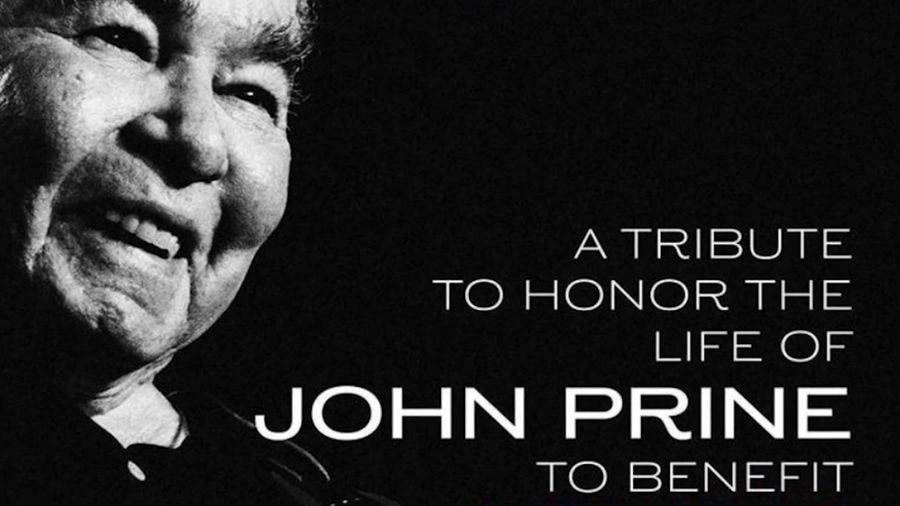 Recording Academy members cover John Prine song for charity