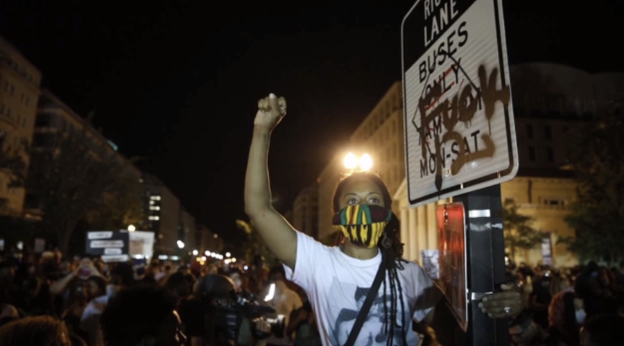 Protests Over Police Killings Erupt Across US