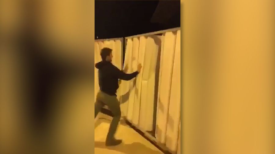 Breaking the fence