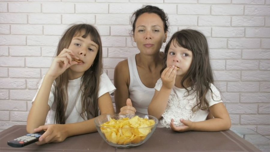 Many children consuming too many 'empty calories'