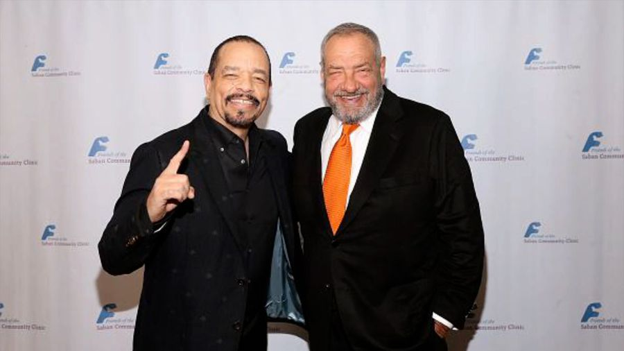 Ice-T praises Dick Wolf for firing controversial Law & Order writer