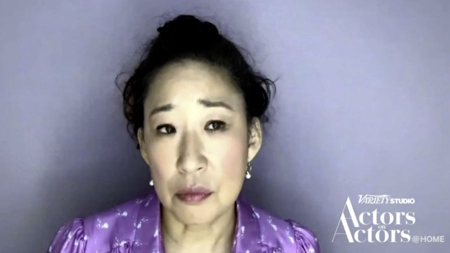 Sandra Oh insist the U.K. is behind the U.S. in terms of racial diversity