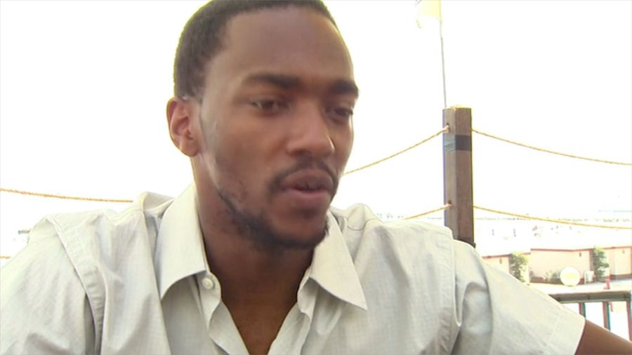Anthony Mackie is 'bothered' by the lack of black people on Marvel sets