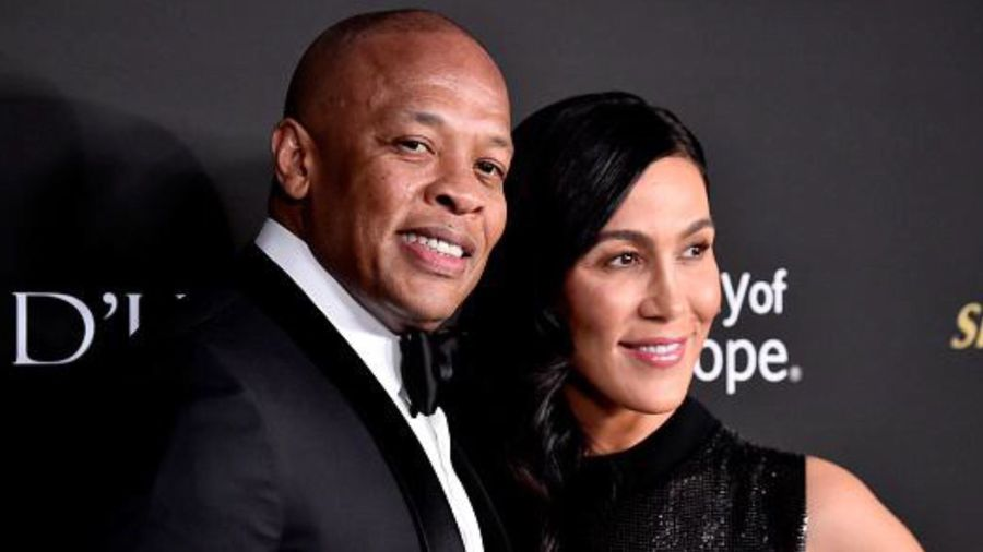 Dr. Dre's wife files for divorce