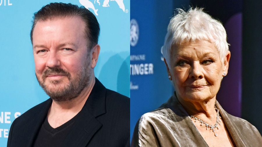 Ricky Gervais and Judi Dench denounce exotic pet trade