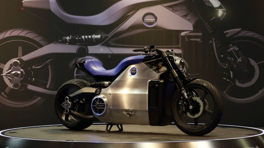 This Superbike Will Attempt To Break Electric Land Speed Record