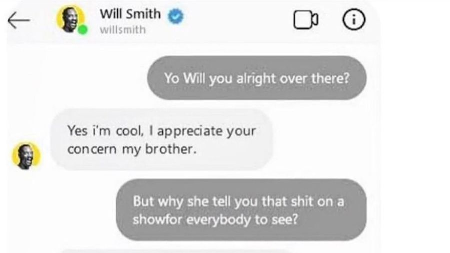 50 Cent riles Will Smith in private messages