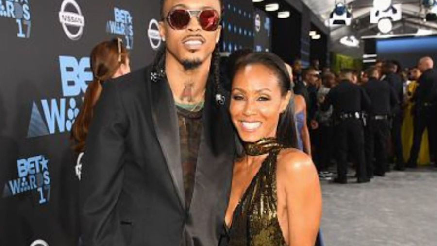 August Alsina accused of dating Keke Palmer during his affair with Jada Pinkett Smith
