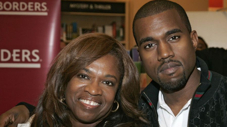 "Kanye West vows to ""end racism once and for all"" in emotional tribute to his mother"