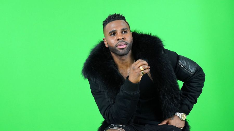 Jason Derulo searching for record label that's 'as smart as he is'