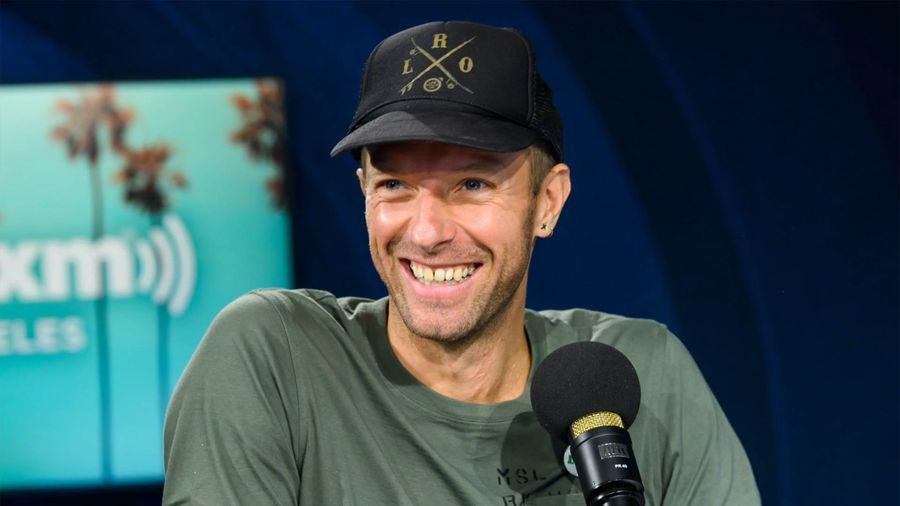 Chris Martin gets depressed when he drinks
